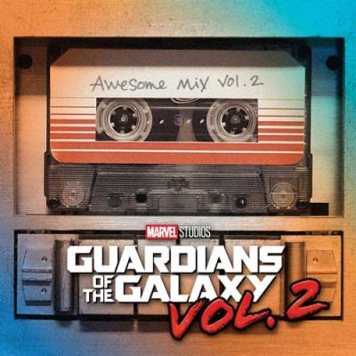 Guardians of the Galaxy Vol. 2 Soundtrack CD. Guardians of the Galaxy Vol. 2 Soundtrack