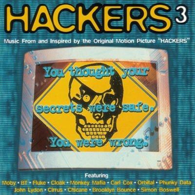 Hackers 3 Soundtrack CD. Hackers 3 Soundtrack