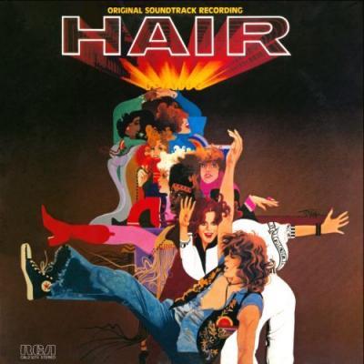 Hair Soundtrack CD. Hair Soundtrack