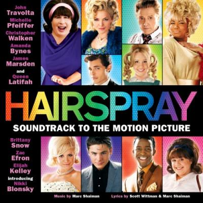 Hairspray Soundtrack CD. Hairspray Soundtrack