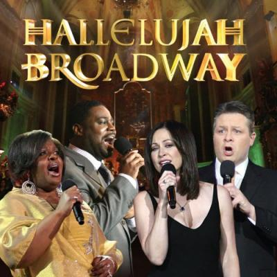 Hallelujah Broadway Soundtrack CD. Hallelujah Broadway Soundtrack