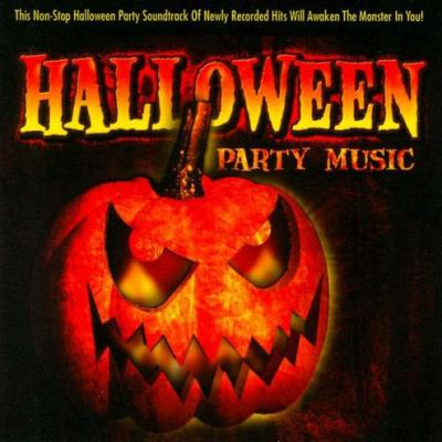 Halloween Party Soundtrack CD. Halloween Party Soundtrack