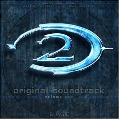 Halo 2 Soundtrack CD. Halo 2 Soundtrack