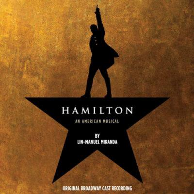 Hamilton Soundtrack CD. Hamilton Soundtrack