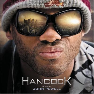 Hancock Soundtrack CD. Hancock Soundtrack