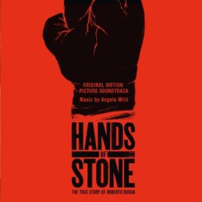 Hands of Stone Soundtrack CD. Hands of Stone Soundtrack