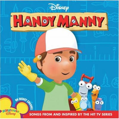 Handy Manny Soundtrack CD. Handy Manny Soundtrack