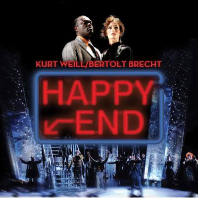 Happy End Soundtrack CD. Happy End Soundtrack