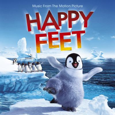 Happy Feet Soundtrack CD. Happy Feet Soundtrack