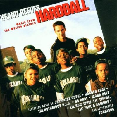 Hardball Soundtrack CD. Hardball Soundtrack