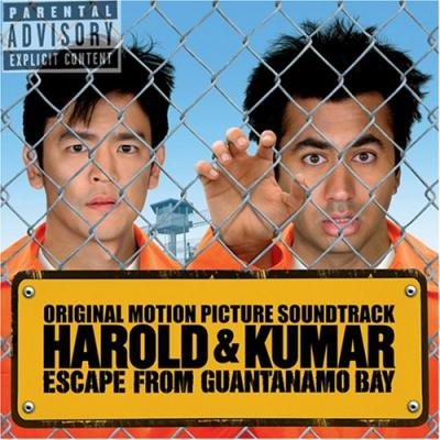 Harold & Kumar Escape from Guantanamo Bay Soundtrack CD. Harold & Kumar Escape from Guantanamo Bay Soundtrack