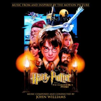 Harry Potter Soundtrack CD. Harry Potter Soundtrack