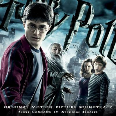 Harry Potter and the Half-Blood Prince Soundtrack CD. Harry Potter and the Half-Blood Prince Soundtrack
