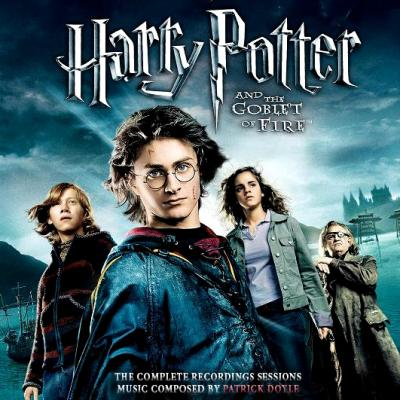 Harry Potter & the Goblet of Fire Soundtrack CD. Harry Potter & the Goblet of Fire Soundtrack