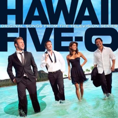 Hawaii Five-O Soundtrack CD. Hawaii Five-O Soundtrack