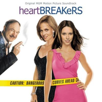Heartbreakers Soundtrack CD. Heartbreakers Soundtrack
