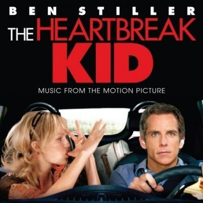 Heartbreak Kid, The Soundtrack CD. Heartbreak Kid, The Soundtrack