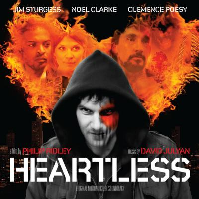 Heartless Soundtrack CD. Heartless Soundtrack