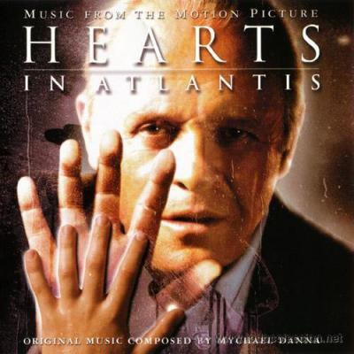 Hearts in Atlantis Soundtrack CD. Hearts in Atlantis Soundtrack