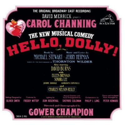 Hello, Dolly! Soundtrack CD. Hello, Dolly! Soundtrack
