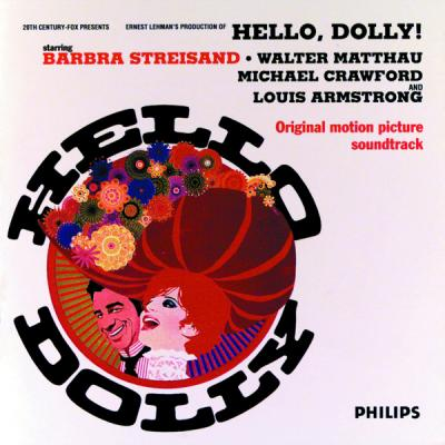 Hello, Dolly! - Movie Soundtrack CD. Hello, Dolly! - Movie Soundtrack Soundtrack lyrics