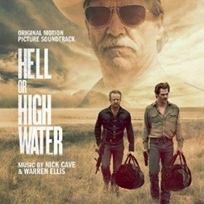 Hell or High Water  Soundtrack CD. Hell or High Water  Soundtrack