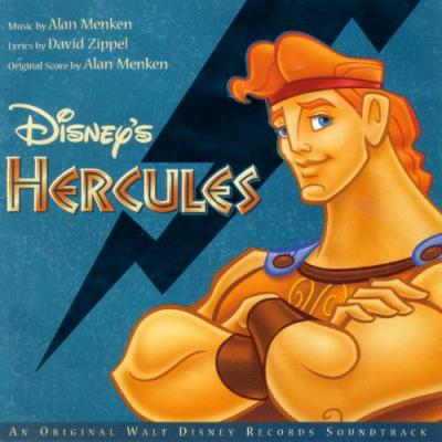 Hercules Soundtrack CD. Hercules Soundtrack