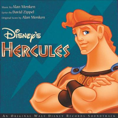 Hercules - Musical Soundtrack CD. Hercules - Musical Soundtrack