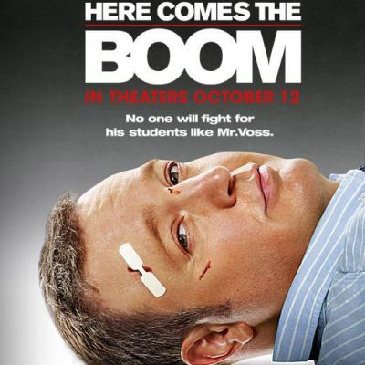 Here Comes The Boom Soundtrack CD. Here Comes The Boom Soundtrack