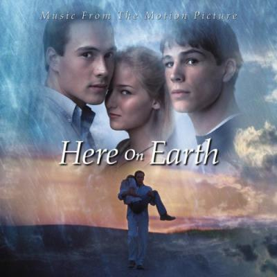 Here On Earth Soundtrack CD. Here On Earth Soundtrack
