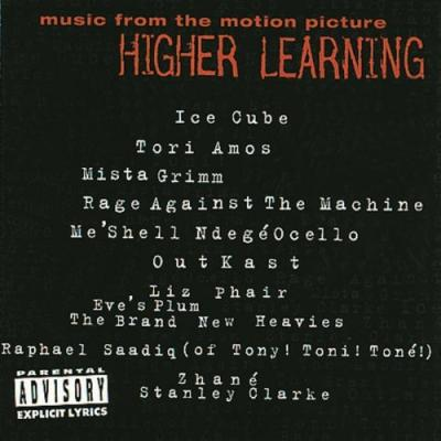 Higher Learning Soundtrack CD. Higher Learning Soundtrack