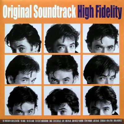 High Fidelity Soundtrack CD. High Fidelity Soundtrack