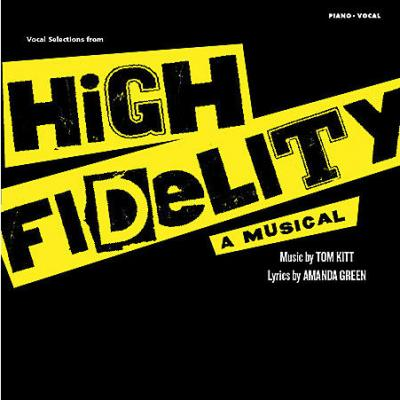 High Fidelity A Musical Soundtrack CD. High Fidelity A Musical Soundtrack
