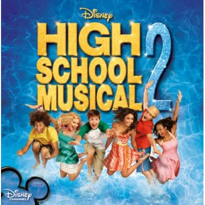 High School Musical 2 : Sing it All or Nothing Soundtrack CD. High School Musical 2 : Sing it All or Nothing Soundtrack