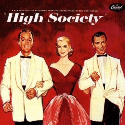 High Society Soundtrack CD. High Society Soundtrack