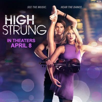 High Strung Soundtrack CD. High Strung Soundtrack