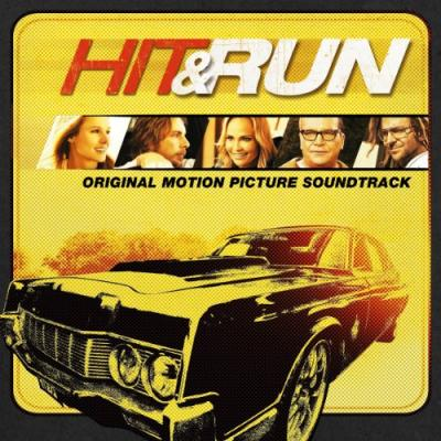 Hit & Run Soundtrack CD. Hit & Run Soundtrack