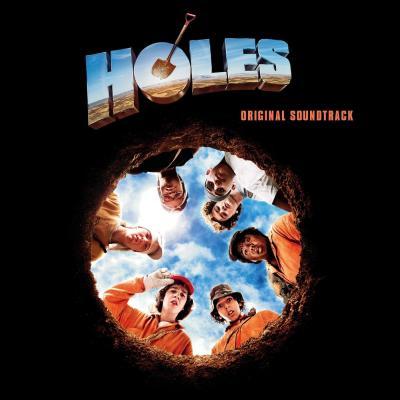 Holes Soundtrack CD. Holes Soundtrack