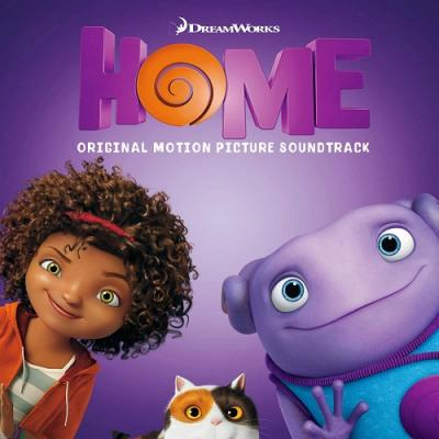 Home Soundtrack CD. Home Soundtrack