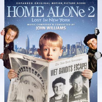 Home Alone 2 Soundtrack CD. Home Alone 2 Soundtrack