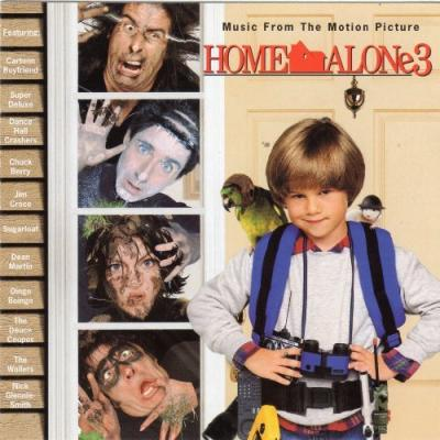 Home Alone 3 Soundtrack CD. Home Alone 3 Soundtrack