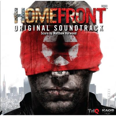Homefront Soundtrack CD. Homefront Soundtrack