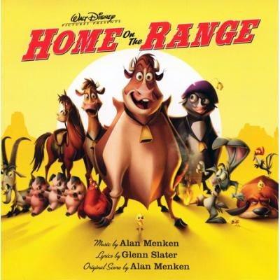 Home on the Range Soundtrack CD. Home on the Range Soundtrack