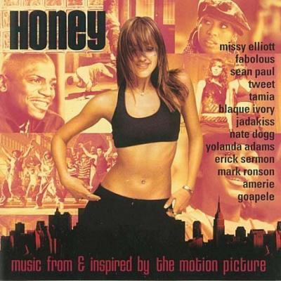 Honey Soundtrack CD. Honey Soundtrack