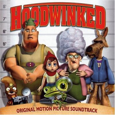 Hoodwinked Soundtrack CD. Hoodwinked Soundtrack