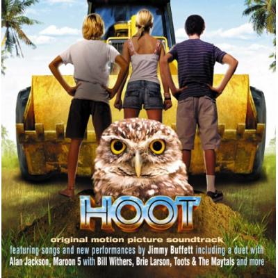Hoot Soundtrack CD. Hoot Soundtrack