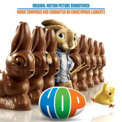 Hop Soundtrack CD. Hop Soundtrack