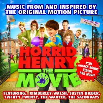 Horrid Henry Soundtrack CD. Horrid Henry Soundtrack