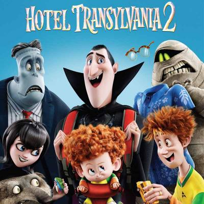 Hotel Transylvania 2 Soundtrack CD. Hotel Transylvania 2 Soundtrack