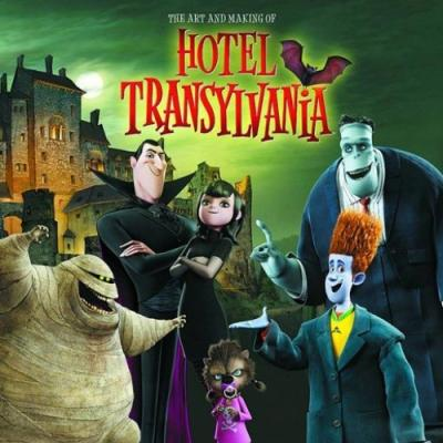 Hotel Transylvania Soundtrack CD. Hotel Transylvania Soundtrack